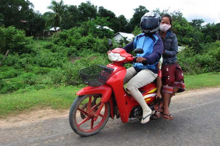 Motorad Laos