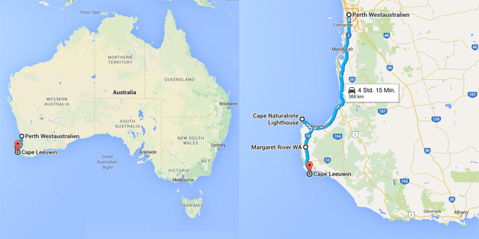 Roadtrip Australien von Whale of a Time