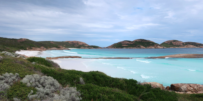 cape-le-grand-nationalpark lucky bay