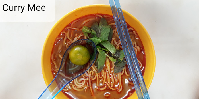 malaysia-essen-Curry-mee
