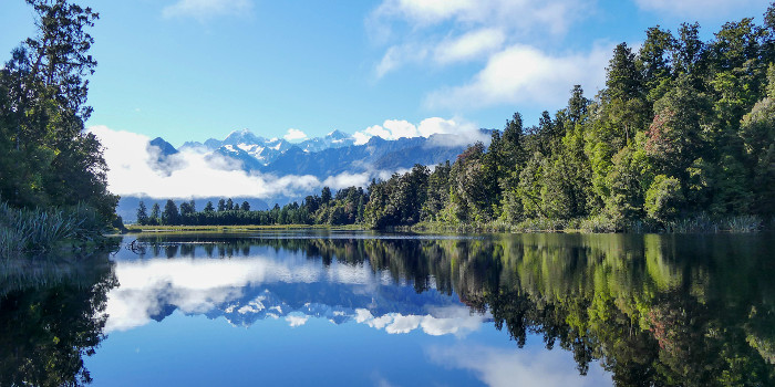 Lake_Matheson work and travel neuseeland franziska