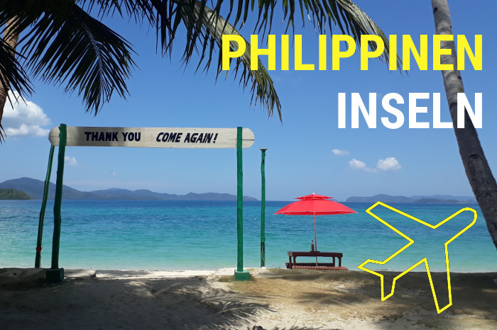 philippinen-backpacking guide: insel vorstellungen