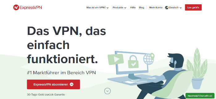 express-vpn-home
