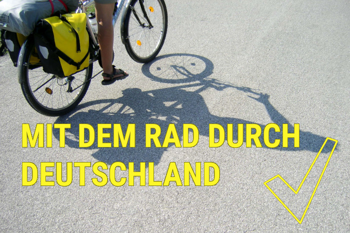 Die schönsten Radfernwege durch Deutschland Radreisen